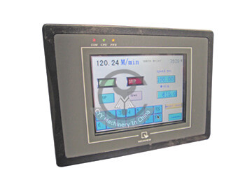 PLC Touch Screen
