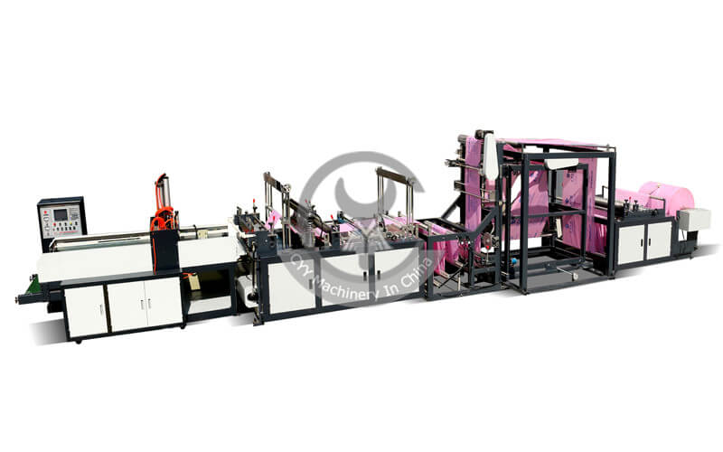 ZXL-A700 Multi-Functional Non-Woven Vest Bag Making Machine