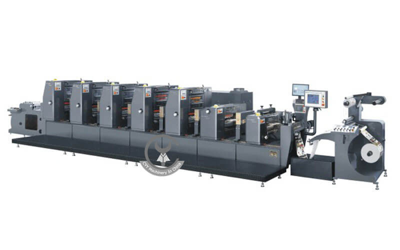 Type ZXCY-320 Batch PS Version Of Trademark Printing Machine (Offset)