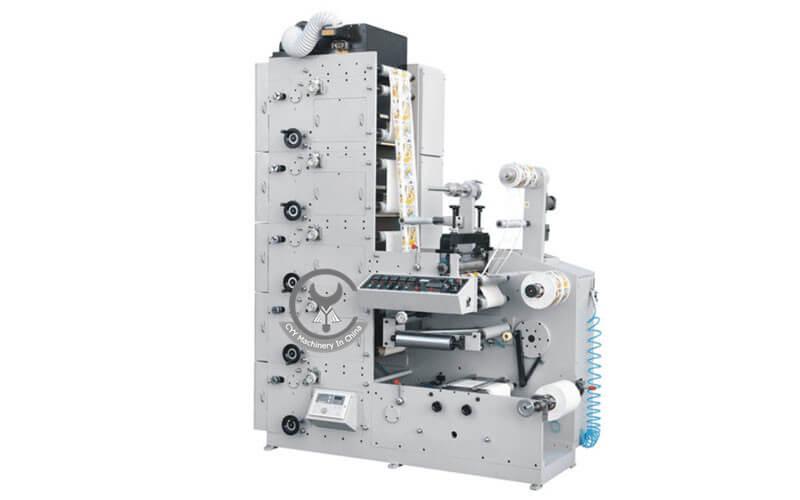 ZBS-320/450 Flexo Printing Machine