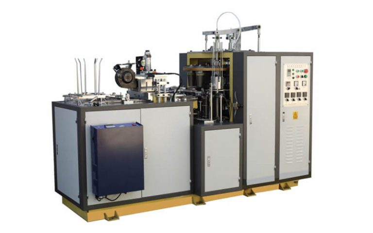 HNB-900 Full Automatic Paper Cup Machine