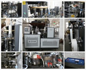 HND-16 Full Automatic Paper Cup Machine Details